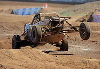 Apr 16, 2011; Surprise, AZ USA; LOORRS driver Doug Fortin (96) during round 3 at Speedworld Off Road Park. Mandatory Credit: Mark J. Rebilas-