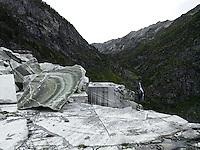 Marmor Steinbruch, Peccia