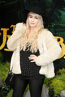 "Katie Snooks<br /> European premiere of ""The Jungle Book"" <br /> BFI IMAX, London"