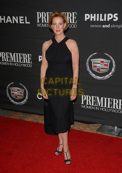 ELIZABETH PERKINS.Attends The 13th Annual Premiere Women in Hollywood held at The Beverly Hills Hotel in Beverly Hills, California, USA, September 20th 2006..full length black dress.Ref: DVS.www.capitalpictures.com.sales@capitalpictures.com.©Debbie VanStory/Capital Pictures