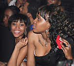 Guests attend Thanksgiving Night With Fabolous Hosted by Funkmaster Flex at Webster Hall New York 11/25/10
