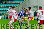 Templenoe's Gavin Crowley in action against An Ghaeltacht