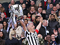 St Mirren v Heart of Midlothian League Cup Final 170313