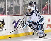 Joey Diamond (Maine - 39), Nick Sorkin (UNH - 21) - The University of Maine Black Bears defeated the University of New Hampshire Wildcats 5-4 in overtime on Saturday, January 7, 2012, at Fenway Park in Boston, Massachusetts.