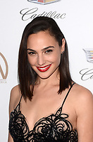LOS ANGELES - JAN 20:  Gal Gadot at the Producers Guild Awards 2018 at the Beverly Hilton Hotel on January 20, 2018 in Beverly Hills, CA