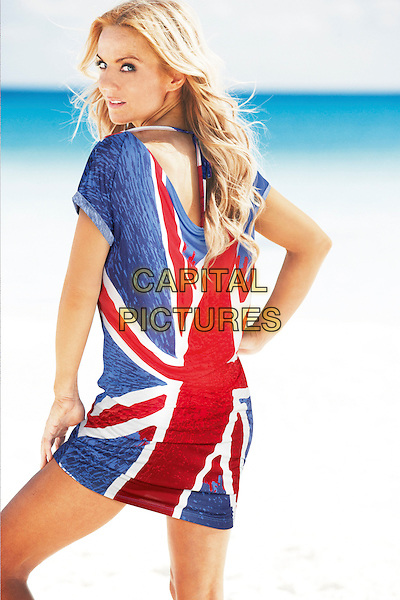 Geri Halliwell for Next Union Jack collection | CAPITAL PICTURES