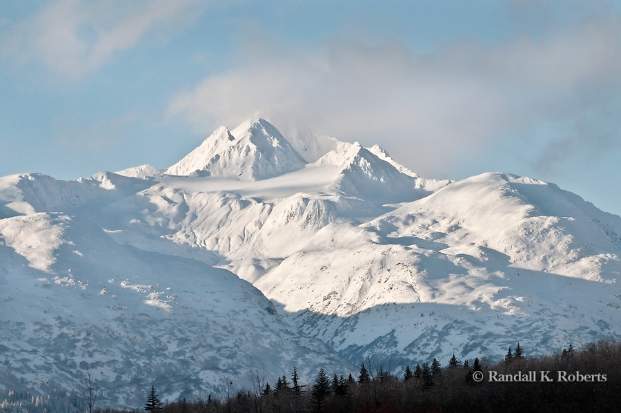 Mt. Takhinsha, Chilkat Valley, near Haines, Alaska