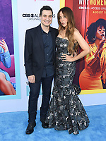 """07 August 2019 - Beverly Hills, California - Adam Ferrara, Alex Tyler. CBS All Access' """"Why Women Kill"""" Los Angeles Premiere held at The Wallis Annenberg Center for the Performing Arts.  <br /> CAP/ADM/BB<br /> ©BB/ADM/Capital Pictures"""