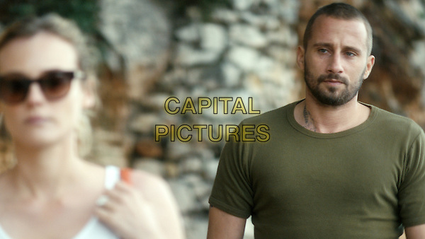 Diane Kruger, Matthias Schoenaerts<br /> in Disorder (2015) <br /> (Maryland)<br /> *Filmstill - Editorial Use Only*<br /> CAP/NFS<br /> Image supplied by Capital Pictures