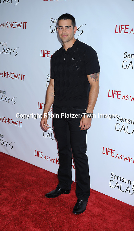 "actor Josh Lucas for photographers at the World Premiere of ""Life As We Know It"" on September 30, 2010 at The Ziegfeld Theatre in New York City..photo by Robin Platzer/ Twin Images.212-935-0770"