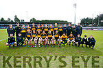 Dr Crokes team who were defeated by Nemo Rangers in the Munster Senior Club Championship Final at Páirc Ui Rinn, Cork on Sunday.