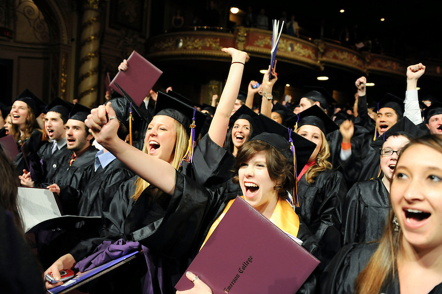 Commencement, 2010, student, students, male, female