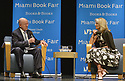 """MIAMI, FL - MAY 16: An Evening with former 2nd lady of U.S.A Dr. Jill Biden in conversation with Dr. Eduardo J. Padrón about her book """"Where the Light Enters: Building a Family, Discovering Myself"""" at Miami Dade College Presented in collaboration with the Miami Book Fair and Books and Books on May 16, 2019 in Miami, Florida. ( Photo by Johnny Louis / jlnphotography.com )"""