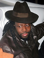 Wyclef Jean, 2004, Photo By John Barrett/PHOTOlink