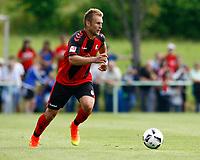 Football: Germany, 1. Bundesliga, Pre - Season, SV Oberschopfheim - SC Freiburg, Caleb STANKO, SCF .