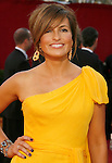 LOS ANGELES, CA. - September 21: Actress Mariska Hargitay arrives at the 60th Primetime Emmy Awards at the Nokia Theater on September 21, 2008 in Los Angeles, California.