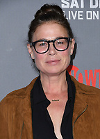 01 December 2018 - Los Angeles, California - Maura Tierney. Heavyweight Championship Of The World 'Wilder vs. Fury' held at The Staples Center. <br /> CAP/ADM/BT<br /> &copy;BT/ADM/Capital Pictures