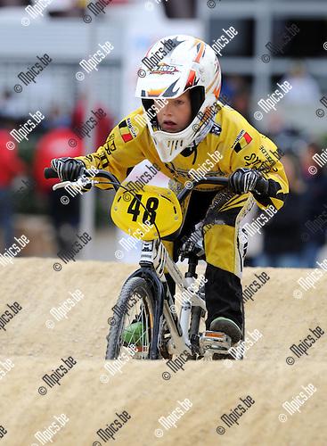 2011-05-29 / BMX / seizoen 2011 / Rico Coeckelbergs - team Ravels..Foto: Mpics