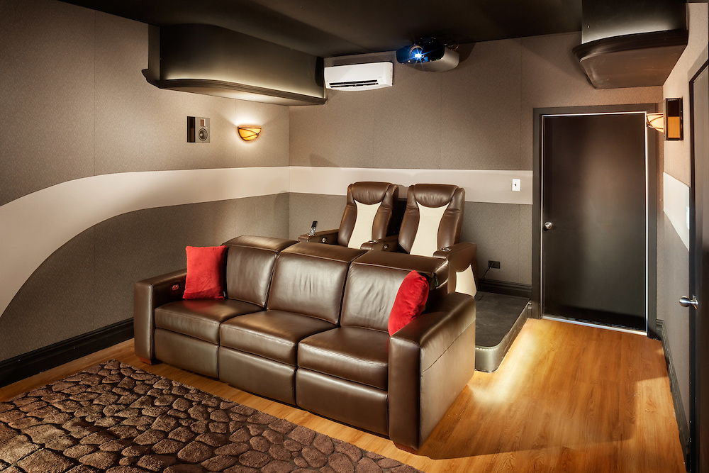 Custom Theater