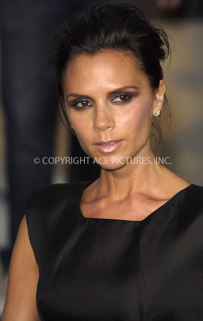 WWW.ACEPIXS.COM . . . . .  ..... . . . . US SALES ONLY . . . . .....September 22 2009, London....Victoria Beckham at the Burberry Spring/Summer 2010 show at London Fashion Week on September 22, 2009 in London....Please byline: FAMOUS-ACE PICTURES... . . . .  ....Ace Pictures, Inc:  ..tel: (212) 243 8787 or (646) 769 0430..e-mail: info@acepixs.com..web: http://www.acepixs.com