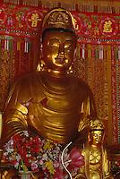 China, Kanton (Canton, Guangzhou), buddhistischer Tempel Liu Rong Si