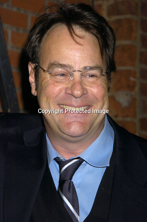 "Dan Aykroyd..at The Premiere Party for ""Living with Fran""  sponsored by ..Pureromance.com on April 8, 2005 at Cain Lounge. ..Photo by Robin Platzer, Twin Images"