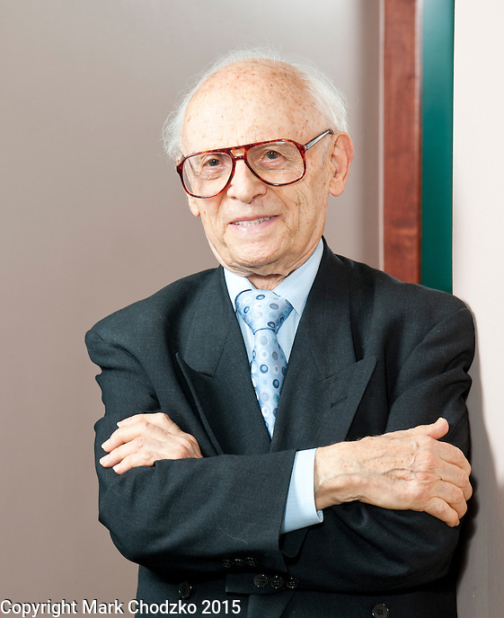 91 year old practicing dentist, Dr. Jacob Eisenbach