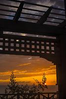 Sunset, Palisades Park