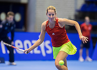 Rotterdam, Netherlands, December 17, 2016, Topsportcentrum, Lotto NK Tennis,   Chayenne Ewijk (NED)<br /> Photo: Tennisimages/Henk Koster