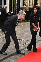 LONDON, UK. April 28, 2019: Charlie Brooker &amp; Konnie Huq at the BAFTA Craft Awards 2019, The Brewery, London.<br /> Picture: Steve Vas/Featureflash