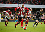 David McGoldrick of Sheffield Utd during the Premier League match at Bramall Lane, Sheffield. Picture date: 7th March 2020. Picture credit should read: Simon Bellis/Sportimage