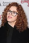 Bernadette Peters sporting a pair of signature 'Ralphie' specs at the Broadway Opening Night Performance for 'A Christmas Story - The Musical'  at the Lunt Fontanne Theatre in New York City on 11/19/2012.
