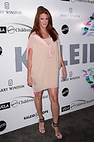 CULVER CITY, CA - MAY 6:  Angie Everhart at UCLA Mattel Children's Hospital's Kaleidoscope 5 at 3Labs on May 6, 2017 in Culver City, California. (Photo by Scott Kirkland/PictureGroup)