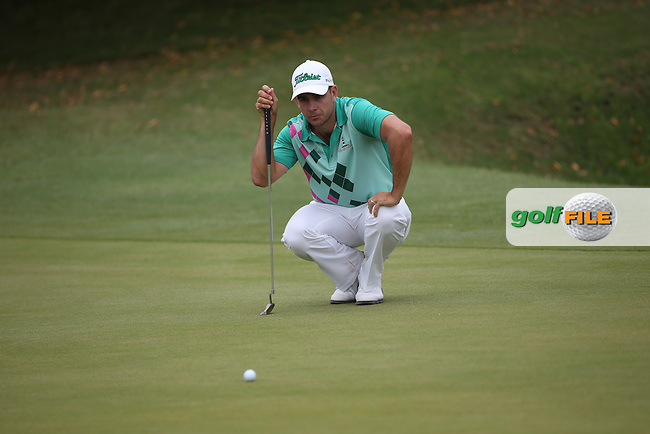 Louis De Jager (RSA) during Round Two of the Africa Open 2015 at the East London Golf Club, East London, Eastern Cape, South Africa. Picture:  David Lloyd / www.golffile.ie. 06/03/2015