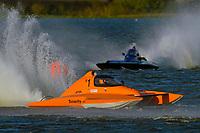 """Al Thompson, S-1  """"Tenacity"""".  (2.5 Litre Stock hydroplane(s)"""