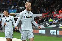 2018 10 27 Swansea City V Reading FC, Liberty Stadium, Swansea, South Wales, UK