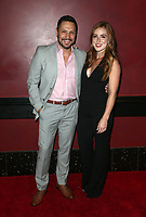HOLLYWOOD, CA - OCTOBER 31: Nick Wechsler, Alexandra Daniels, at Screening Of 'Rock Paper Dead' At The ArcLight Hollywood in Hollywood, California on October 31, 2017. Credit: Faye Sadou/MediaPunch /NortePhoto.com
