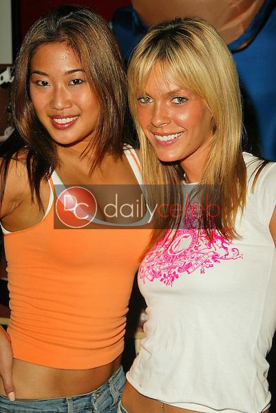 Lena Yada and Jasmine Dustin