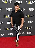 27 July 2019 - Hollywood, California - Ser Anzoategu. 2019 NALIP Latino Media Awards held at The Ray Dolby Ballroom. Photo Credit: Birdie Thompson/AdMedia