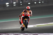 16th March 2018, Losail International Circuit, Lusail, Qatar; Qatar Motorcycle Grand Prix, Friday evening free practice; Marc Marquez (Repsol Honda)