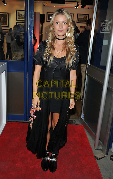 Lily Travers at the &quot;Remembering Elephants&quot; VIP private view, La Galleria Pall Mall, Pall Mall, London, England, UK, on Tuesday 20 September 2016.<br /> CAP/CAN<br /> &copy;CAN/Capital Pictures