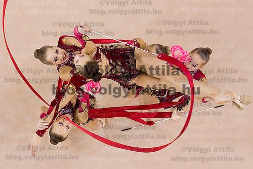 2nd Garantiqa Rythmic Gymnastics World Cup held in Debrecen, Hungary. Sunday, 07. March 2010. ATTILA VOLGYI