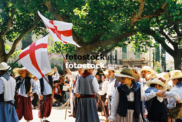 Festival of the Moors and Christians<br /> <br /> Fiesta de Moros y Cristianos<br /> <br /> Fest der Mauren und Christen<br /> <br /> Original: 35 mm
