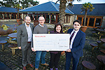 Redrow Homes Cheque Presentation
