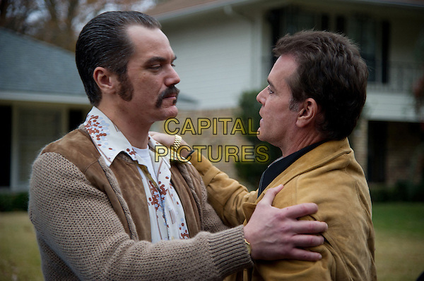 MICHAEL SHANNON, RAY LIOTTA<br /> in The Iceman (2012) <br /> *Filmstill - Editorial Use Only*<br /> CAP/FB<br /> Supplied by Capital Pictures