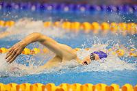 Sam Brown, 15yr 400 Free. Swimming New Zealand Aon National Age Group Championships, Wellington Regional Aquatic Centre, Wellington, New Zealand, Tuesday 15 2019. Photo: Simon Watts/www.bwmedia.co.nz
