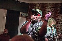 Malarkey, Dick Venom and the Terrortones Adam 'n Eve New Year 2015