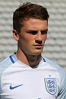 Josh Tymon of Hull City and England during England Under-18 vs Scotland Under-20, Toulon Tournament Semi-Final Football at Stade Parsemain on 8th June 2017