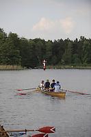Grunau, GERMANY,  Gv's.  around the Grunau Olympic [1936] Rowing Course,  Thursday,  15/05/2008   [Mandatory Credit Peter Spurrier/ Intersport Images] Berlin,Grunau Rowing Course: Grunau Olympic Course, Berlin, GERMANY