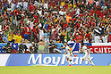 Eduardo Vargas (CHI), JUNE 18, 2014 - Football / Soccer : Eduardo Vargas of Chile celebrates after his goal during the FIFA World Cup Brazil<br /> match between Spain and Chile at the Maracana Stadium in Rio de Janeiro, Brazil. (Photo by AFLO)